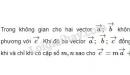 Câu 2 trang 120 SGK Hình học 11