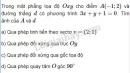 Bài 2 trang 34 SGK Hình học 11