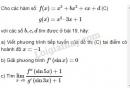 Bài 20 trang 181 SGK Đại số và giải tích 11