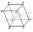 Bài 2 trang 91 SGK Hình học 11