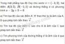 Bài 3 trang 7 SGK Hình học 11