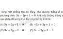 Bài 5 trang 36 SGK Hình học 11