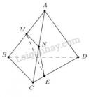 Bài 5 trang 79 sách giáo khoa hình học 11