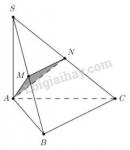 Bài 7 trang 105 sgk Hình học 11