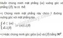 Bài 7 trang 120 (Ôn tập chương III) SGK Hình học 11