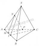 Bài 8 trang 80 SGK Hình học 11