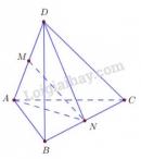Bài 8 trang 120 sgk Hình học 11