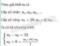 Bài 9 trang 180 SGK Đại số và Giải tích 11