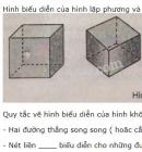 Lý thuyết hình biểu diễn của hình không gian