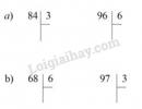 Bài 1, 2, 3 trang 70 SGK Toán 3
