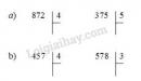 Bài 1, bài 2, bài 3 Tiết 71 trang 72 sgk Toán 3