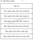 Lý thuyết, bài 1, bài 2  bài 3, bài 4 Tiết 92 trang 94 sgk Toán 3