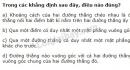 Câu 2 trang 121 SGK Hình học 11