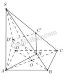 Bài 3 trang 121 SGK Hình học 11