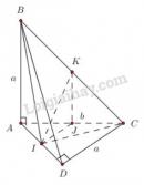 Bài 5 trang 121 SGK Hình học 11