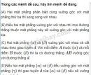 Bài 5 trang 123 SGK Hình học 11