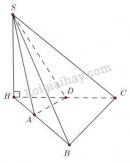 Bài 6 trang 123 SGK Hình học 11