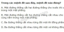 Bài 7 trang 124 SGK Hình học 11