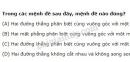 Bài 8 trang 124 SGK Hình học 11