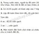 Bài 1, bài 2, bài 3, bài 4 Tiết 122 trang 129 sgk Toán 3