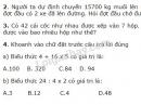 Bài 1, bài 2, bài 3, bài 4 Tiết 170 trang 176 sgk Toán 3
