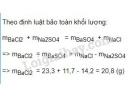 Bài 2 trang 54 sgk hóa học 8