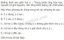 Bài 2 trang 60 SGK Hóa học 8