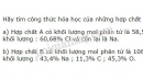 Bài 2 trang 71 SGK Hóa học 8