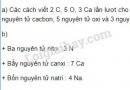 Bài 3 trang 20 SGK Hóa học 8