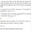 Bài 3 trang 37 sgk hóa học 8
