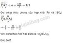 Bài 3 trang 41 sgk hóa học 8