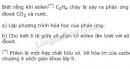 Bài 4 trang 61 SGK Hóa học 8