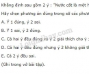 Bài 5 trang 31 sgk hóa học 8