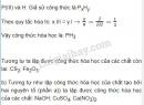 Bài 5 trang 38 sgk hóa học 8