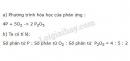 Bài 6 trang 58 sgk hóa học 8