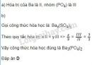 Bài 8 trang 38 sgk hóa học 8