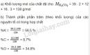 Bài 3 trang 79 sgk hóa học 8