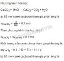 Bài 4 trang 79 sgk hóa học 8