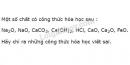 Bài 5 trang 91 SGK Hóa học 8