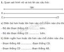 Bài 1, 2, 3 trang 7 SGK Toán 2