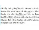 Bài 3 trang 149 sgk hóa học 8