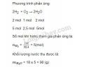 Bài 4 trang 125 sgk Hóa học lớp 8