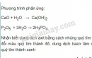 Bài 5 trang 125 sgk Hóa học 8