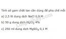 Bài 6 trang 146 sgk hóa học 8