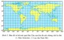 Thu thập thông tin và dùng các kí hiệu để thể hiện các đối tượng địa lí trên bản đồ