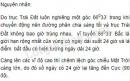 Bài 3 trang 30 SGK Địa lí 6