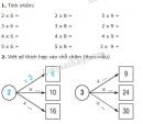 Bài 1, 2, 3, 4, 5 trang 105 SGK Toán 2