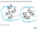 Bài 1, 2 trang 107, 108 SGK Toán 2