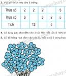 Bài 1, 2, 3, 4, 5  trang 117 SGK Toán 2