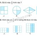 Bài 1, 2, 3 trang 119 sgk Toán 2